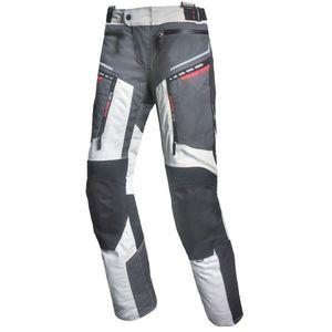 Pánske textilné moto nohavice Spark Avenger šedá - 6XL vyobraziť