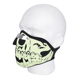 Maska neoprénová Oxford Glow Skull vyobraziť