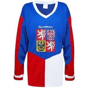 SPORT TEAM HOKEJ DRES ČR 4 M - Hokejový dres vyobraziť