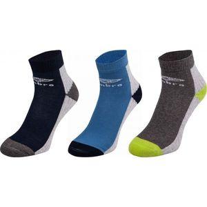 Umbro SPORT SOCKS 3P - Detské ponožky vyobraziť