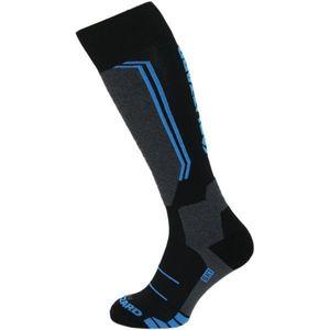 Blizzard ALLROUND WOOL SKI SOCKS modrá 39 - 42 - Lyžiarske ponožky vyobraziť