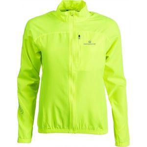 Arcore MAHI žltá XL - Dámska cyklistická bunda vyobraziť