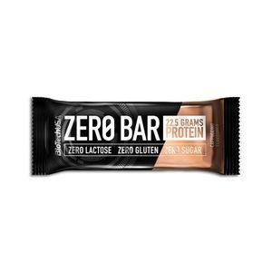 Tyčinka Zero Bar od Biotech USA 50 g Chocolate+Banana vyobraziť