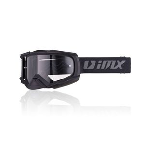 Motokrosové okuliare iMX Dust Yellow-Black Matt vyobraziť