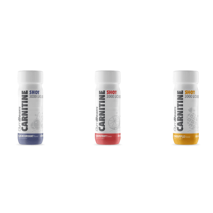GymBeam Carnitine 3000 Liquid Shot 60 ml vyobraziť
