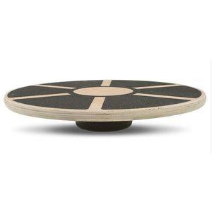 Balančná podložka Yate, drevená, kruhová vyobraziť