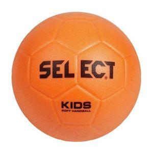Hádzanárska lopta Select HB Soft Kids oranžová vyobraziť