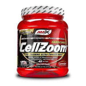 CellZoom Hardcore - Amix 315 g Blue Raspberry vyobraziť