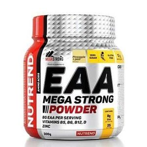 EAA Mega Strong Powder - Nutrend 300 g Orange+Apple vyobraziť