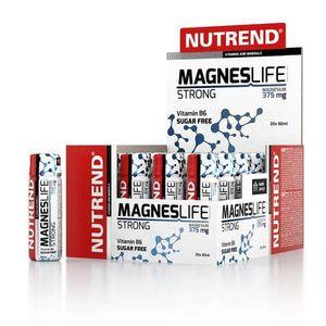 Horčíkový shot Nutrend Magneslife Strong 20x60ml vyobraziť