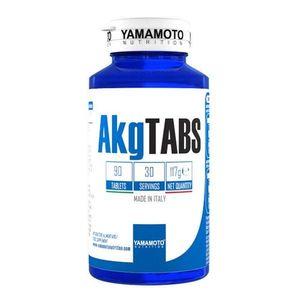 Akg Tabs (L-arginín alfa-ketoglutarát) - Yamamoto 90 tbl. vyobraziť
