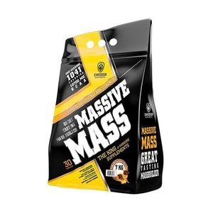 Massive Mass - Swedish Supplements 3500 g Banana Split vyobraziť