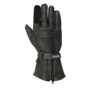 Moto rukavice BOS Prag čierna - XXL vyobraziť