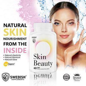 Skin Beauty - Swedish Supplements 60 kaps. vyobraziť
