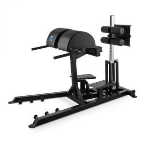 Capital Sports Faece Roman Chair, čierna, GHD, oceľ, koženka vyobraziť