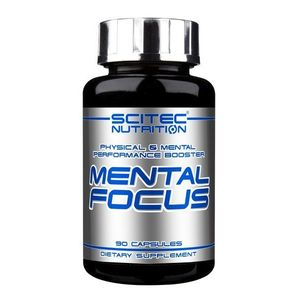 Mental Focus - Scitec Nutrition 90 kaps. vyobraziť