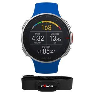 Športové hodinky POLAR Vantage V HR modrá vyobraziť