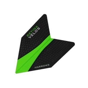 Šipkové letky Harrows Velos Green 1008 3ks vyobraziť