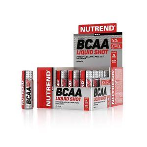 Aminokyseliny Nutrend BCAA Liquid Shot 20 x 60 ml vyobraziť