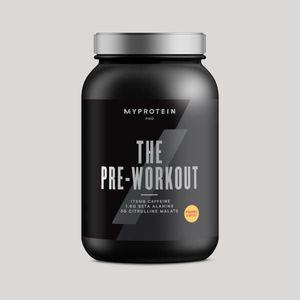 THE Pre-Workout™ - 30servings - Ananás & Grep vyobraziť