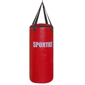 Detské boxovacie vrece SportKO MP6 29x75 cm modrá vyobraziť