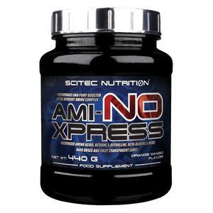 Ami-NO Xpress od Scitec Nutrition 440 g Orange+Mango vyobraziť