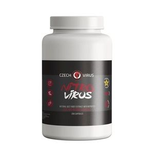 Nitro Virus - Czech Virus 200 kaps. vyobraziť