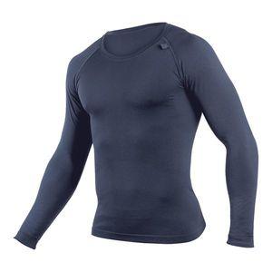 Pánske termo tričko s dlhým rukávom Coolmax sladovka - L/XL vyobraziť