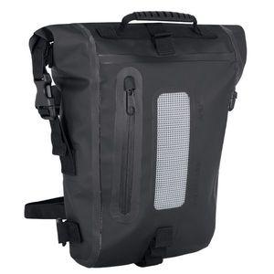 Taška na sedlo Oxford Aqua T8 Tail Bag khaki/čierna vyobraziť