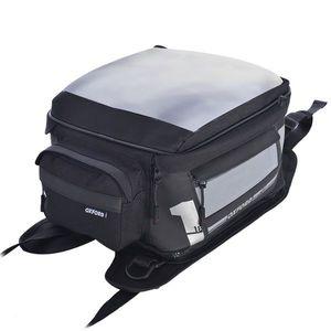 Tankbag Oxford F1 Small Strap On s popruhmi vyobraziť