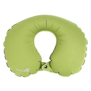Nafukovací vankúšik AceCamp Air Pillow U Green vyobraziť
