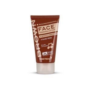 Opaľovací krém Tanny Maxx Brown Face Tanning Lotion + Smooth Bronzer 50ml vyobraziť