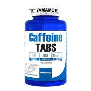 Caffeine Tabs - Yamamoto 100 tbl. vyobraziť