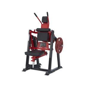 Posilňovač brušných svalov Steelflex Plateload Line PLAC čierno-červená - Servis u zákazníka vyobraziť