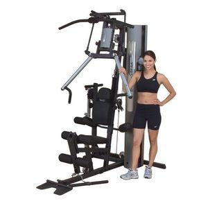 Posilňovacia veža Body-Solid G2B Home Gym - Záruka 10 rokov + Servis u zákazníka vyobraziť
