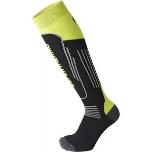 Mico SUPERTHERMO JR čierna L - Detské lyžiarske ponožky vyobraziť