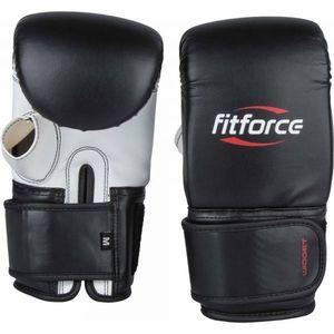 Fitforce WIDGET čierna S - Boxerské rukavice vyobraziť