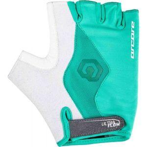 Arcore SOLO sivá M - Krátkoprsté cyklistické rukavice vyobraziť