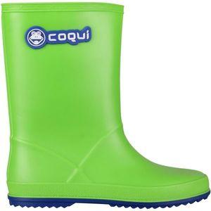 Coqui RAINY zelená 31 - Detské gumáky vyobraziť