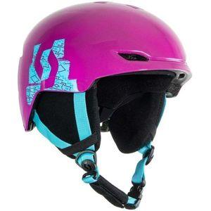 Scott KEEPER 2 fialová (51 - 54) - Detská lyžiarska prilba vyobraziť
