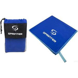 Sprinter UTERÁK Z MIKROVLÁKNA 70x140CM modrá NS - Športový uterák z mikrovlákna vyobraziť