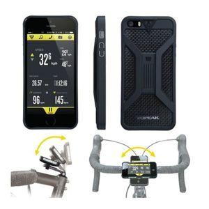 Náhradné puzdro Topeak RideCase pre iPhone 5 čierne TRK-TT9833B vyobraziť