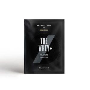 THE Whey+ (Vzorka) - Vanilková Zmrzlina vyobraziť
