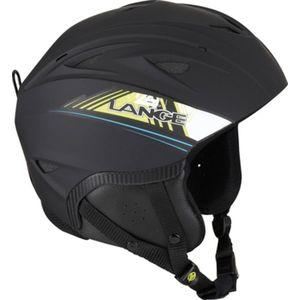 Lyžiarska helma Lange RX BLUE/LIME LK1H200 vyobraziť