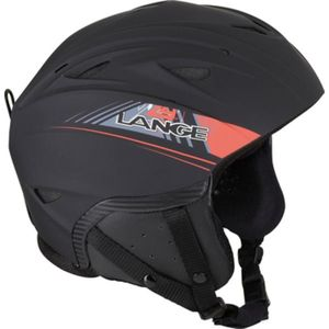 Lyžiarska helma Lange RX BLACK/RED LK1H201 vyobraziť