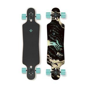 "Longboard Street Surfing Freeride - Curve Wolf 39"" vyobraziť"