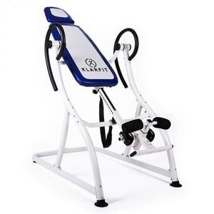 KLARFIT Relax Zone Pro, 150 kg, inverzná lavička, chrbát, hang-up vyobraziť