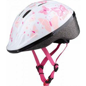 Arcore WAPI biela (52 - 54) - Dievčenská cyklistická prilba vyobraziť