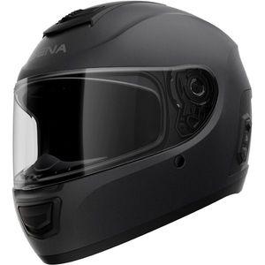 Moto prilba SENA Momentum EVO s integrovaným headsetom matne čierna - XL (61-62) vyobraziť