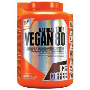 Vegan 80 od Extrifit 2000 g Hazelnut vyobraziť